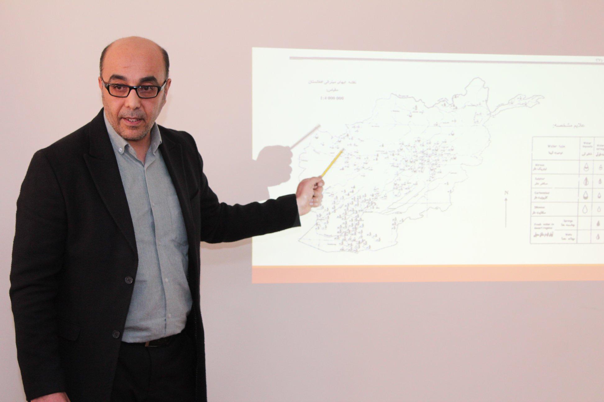 محقق محمد نذير حيران