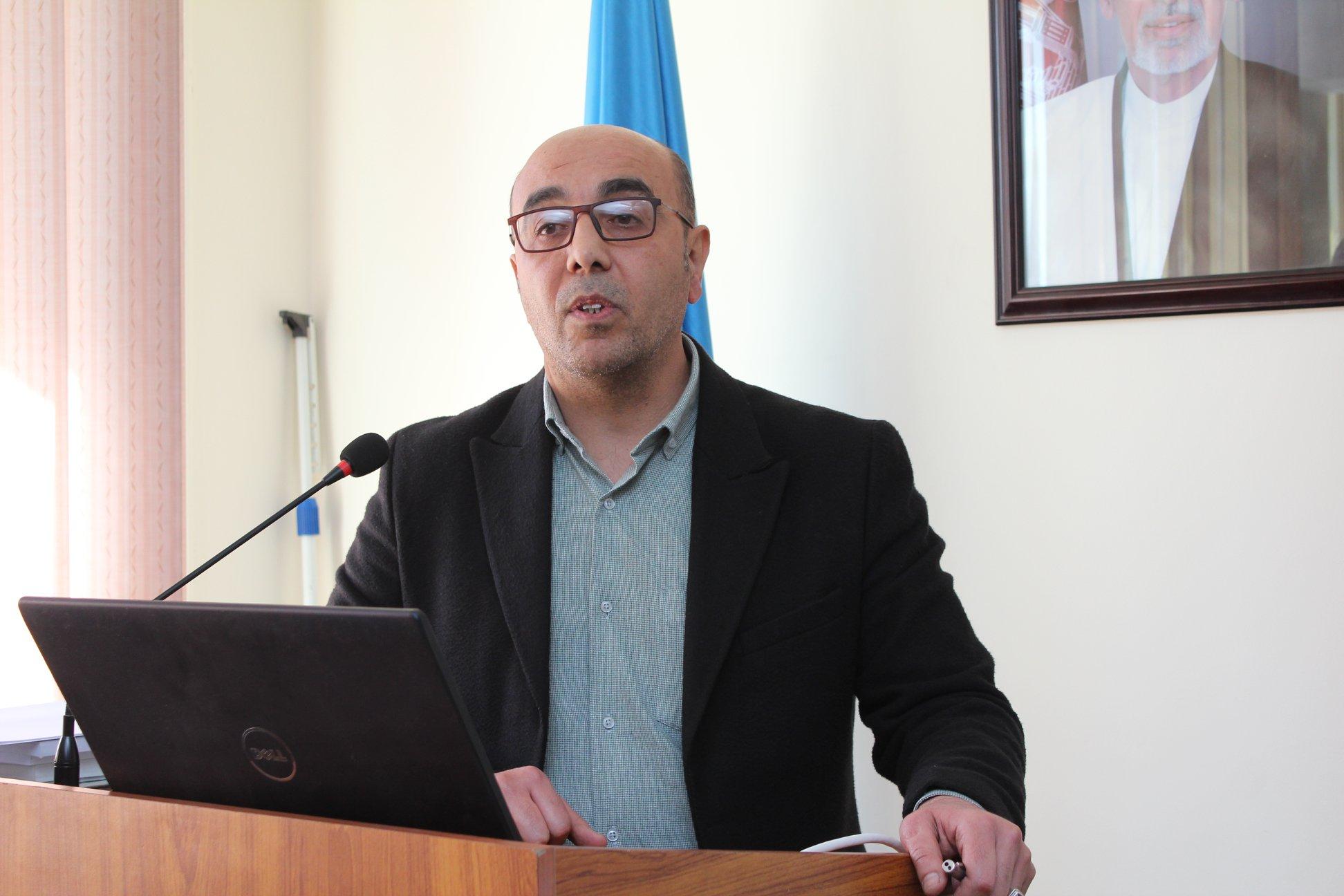 «بررسی و تحلیل اوضاع جغرافیایی زون شمال غرب افغانستان» «پروژه علمی – تحقیقی»