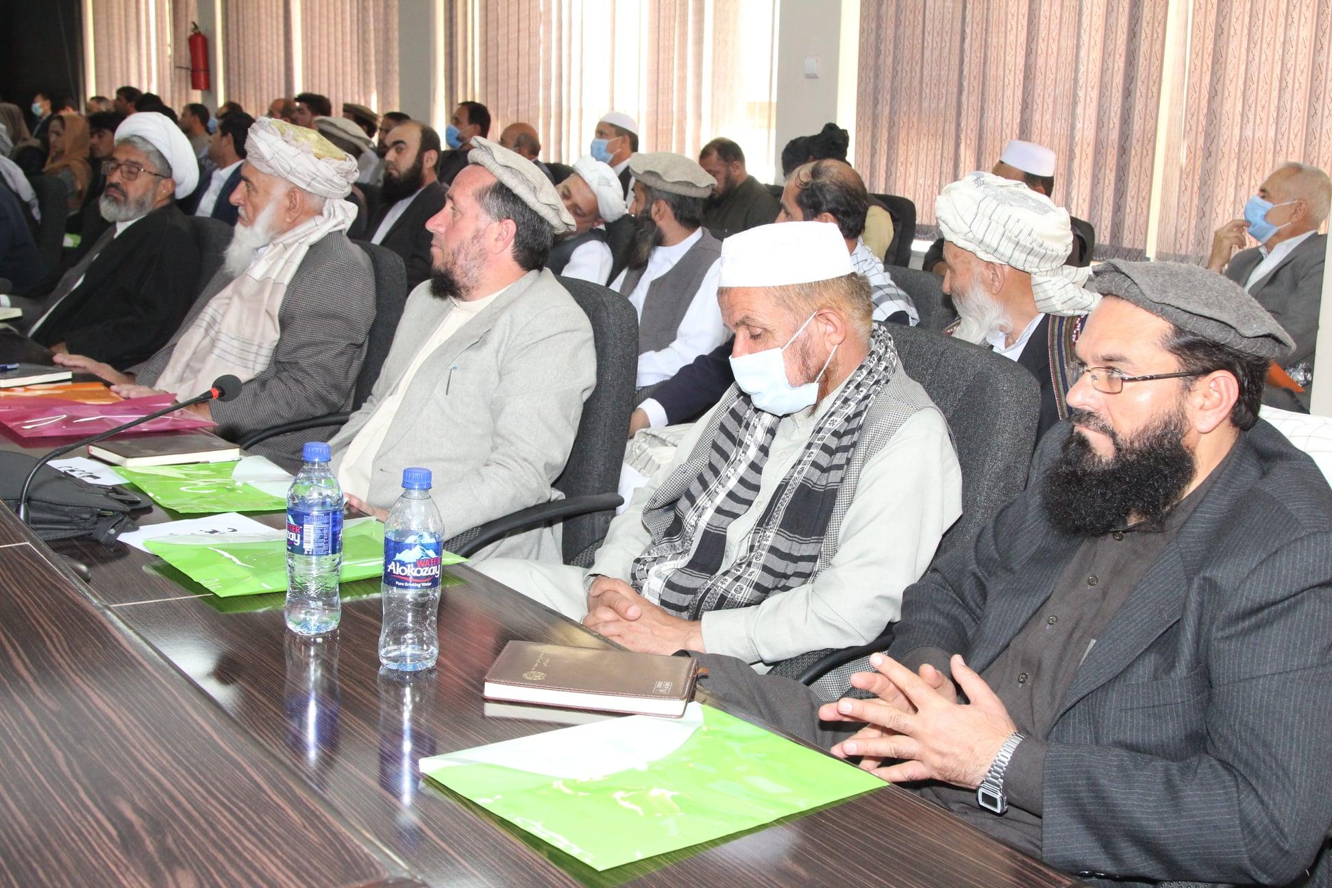سیمینار علمی – تحقیقی «اسلام دین اعتدال و میانه روی» برگزار گردید