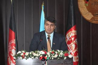 chief of academy of afghanistan